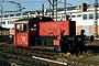 "Gmeinder 5192 - DB AG ""323 758-3"" 20.02.1998 - Nürnberg, Bahnbetriebswerk RangierbahnhofCargonaut"