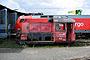 """Gmeinder 5192 - DB Cargo """"323 758-3"""" 03.07.2003 - Nürnberg, Bahnbetriebswerk RangierbahnhofBernd Piplack"""