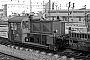 "Gmeinder 5193 - DB ""323 759-1"" 07.04.1981 - Nürnberg, HauptbahnhofDieter Spillner"