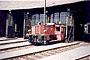 """Gmeinder 5194 - DB """"323 760-9"""" 26.07.1992 - Würzburg, BahnbetriebswerkAndreas Kabelitz"""