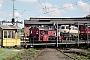 "Gmeinder 5197 - DB Cargo ""323 763-3"" 13.05.2002 - Nürnberg, Bahnbetriebswerk RbfAndreas Kabelitz"
