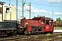 "Gmeinder 5197 - DB Cargo ""323 763-3"" 13.05.2002 - Nürnberg, Bahnbetriebswerk RangierbahnhofAndreas Kabelitz"