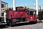 """Gmeinder 5201 - DB """"323 767-4"""" 11.04.1981 - AalenGerhard Lieberz"""