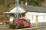 "Gmeinder 5207 - DB AG ""323 773-2"" 26.02.1994 - TribergStefan Motz"