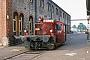 """Gmeinder 5207 - DB """"323 773-2"""" 22.04.1990 - Offenburg, BahnbetriebswerkIngmar Weidig"""