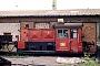 """Gmeinder 5215 - DB """"323 873-0"""" 26.05.1991 - Hannover RangierbahnhofJTR (Archiv Werner Brutzer)"""