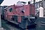 """Gmeinder 5218 - DB """"323 876-3"""" 26.03.1985 - Passau, BahnbetriebswerkBenedikt Dohmen"""