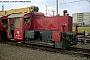 "Gmeinder 5220 - DB ""323 878-9"" 13.06.1985 - Frankfurt (Main), Bahnbetriebswerk Frankfurt 2Norbert Schmitz"