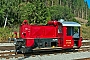 "Gmeinder 5220 - IG 3-Seenbahn ""Köf 6586"" 31.08.2015 - SeebruggThomas Lenhart"