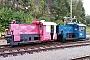 """Gmeinder 5220 - 3 Seenbahn """"Köf 6586"""" 01.10.2019 - Schluchsee-Seebrugg, BahnhofPhilipp Sucher"""
