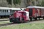 "Gmeinder 5220 - 3 Seenbahn ""Köf 6586"" 28.04.2019 - Schluchsee-Seebrugg, BahnhofMathijs Kok"