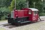 Gmeinder 5229 - Station Burgsee 01.10.2016 - GadebuschGunnar Meisner