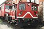"""Gmeinder 5242 - DB Cargo """"332 202-1"""" 14.06.2002 - Mannheim, BetriebshofAndreas Kabelitz"""