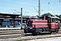 """Gmeinder 5258 - DB """"332 021-5"""" 16.07.1989 - DonaueschingenFrank Becher"""