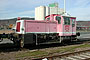 """Gmeinder 5258 - DB AG """"332 021-5"""" 08.11.2003 - Trier-Hafen, Theo Steil GmbH Bernd Piplack"""