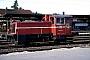 """Gmeinder 5258 - DB """"332 021-5"""" 17.07.1989 - DonaueschingenWerner Brutzer"""