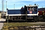 """Gmeinder 5260 - DB AG """"332 022-3"""" 28.02.1997 - Ulm, BahnbetriebswerkWerner Brutzer"""
