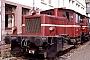 "Gmeinder 5261 - DB ""332 023-1"" 13.07.1982 - Mannheim, BetriebshofRolf Köstner"