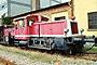 """Gmeinder 5261 - DB AG """"332 023-1"""" 01.09.1999 - Mannheim-Rheinhafen, TSRGünther Theis"""
