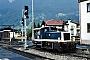 """Gmeinder 5294 - DB """"332 053-8"""" 29.07.1983 - OberstdorfNorbert Lippek"""