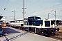 """Gmeinder 5297 - DB """"332 056-1"""" 17.05.1983 - BöblingenMartin Treutler"""