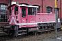 """Gmeinder 5308 - DB Cargo """"332 067-8"""" 04.12.2003 - Nürnberg, Betriebshof Nürnberg RbfBernd Piplack"""