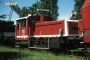 "Gmeinder 5335 - DB AG ""332 195-7"" 25.05.1997 - Limburg (Lahn), BahnbetriebswerkPatrick Paulsen"