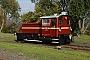 Gmeinder 5335 - Denkmal 31.10.2014 - Dornburg, Bahnhof WilsenrothKarl Arne Richter