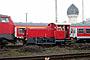 """Gmeinder 5335 - DB Regio """"332 195-7"""" 22.12.2003 - Darmstadt, BetriebshofPeter Weinsheimer"""