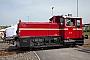"""Gmeinder 5344 - eurobahn """"Köf 11 093"""" 15.08.2009 - Hamm-Heessen, Eurobahn BetriebshofMalte Werning"""