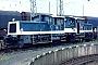 """Gmeinder 5345 - DB AG """"332 205-4"""" 29.06.1996 - Gießen, BahnbetriebswerkFrank Glaubitz"""