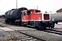 """Gmeinder 5347 - DB Cargo """"332 207-0"""" 27.09.2001 - SchwandorfFrank Glaubitz"""