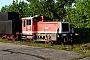 """Gmeinder 5355 - eurovapor """"215"""" 10.05.2008 - HaltingenRalf Lauer"""