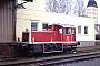 """Gmeinder 5361 - DB AG """"333 001-6"""" 28.12.1997 - Neustadt (bei Coburg)Udo Plischewski"""