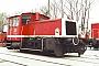 """Gmeinder 5384 - DB Cargo """"332 218-7"""" 24.03.2002 - Köln-Gremberg, BahnbetriebswerkAndreas Kabelitz"""