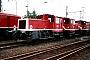 """Gmeinder 5385 - DB Cargo """"332 219-5"""" __.09.2000 - FrankfurtMarvin Fries"""