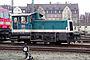 """Gmeinder 5386 - DB Regio """"Werklok 1"""" 04.12.2003 - Nürnberg-Gostenhof, BetriebshofBernd Piplack"""