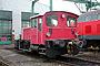 "Gmeinder 5387 - DB ""332 221-1"" 02.12.2004 - Kempten (Allgäu), BahnbetriebswerkBernd Piplack"
