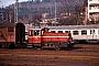"Gmeinder 5393 - DB ""332 227-8"" 02.03.1983 - MarburgJulius Kaiser"