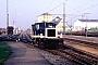 """Gmeinder 5400 - DB AG """"332 234-4"""" 22.04.1987 - Lauingen, BahnhofFrank Glaubitz"""