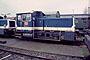 """Gmeinder 5408 - DB AG """"332 242-7"""" 07.03.1998 - Krefeld, BahnbetriebswerkPatrick Paulsen"""