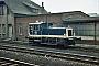 """Gmeinder 5408 - DB """"332 242-7"""" 14.03.1979 - Bremen-BurgNorbert Lippek"""