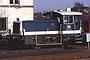 """Gmeinder 5411 - DB """"332 245-0"""" __.09.1988 - Hof, BahnbetriebswerkMarkus Lohneisen"""