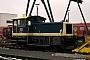 """Gmeinder 5411 - DB Regio """"Werklok 1"""" 20.11.2007 - Hof, BetriebshofFrank Weimer"""