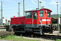 """Gmeinder 5429 - Railion """"335 027-9"""" 27.05.2005 - Hagen-Vorhalle, BetriebshofBernd Piplack"""