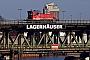 """Gmeinder 5430 - S-Bahn Hamburg """"333 028-9"""" 03.04.2005 - Hamburg, OberhafenbrückeMalte Werning"""