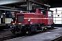 """Gmeinder 5430 - DB """"333 028-9"""" __.__.19xx - Hamburg, Bahnbetriebswerk OhlsdorfJan Borchers"""