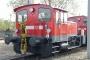 """Gmeinder 5431 - DB Cargo """"335 029-5"""" 02.10.2002 - Haltingen, BahnbetriebswerkNorbert Schmitz"""