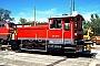 """Gmeinder 5431 - DB Cargo """"335 029-5"""" 10.05.2001 - Kaiserslautern, BahnbetriebswerkErnst Lauer"""