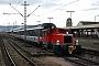 """Gmeinder 5431 - DB Fernverkehr """"335 029-5"""" 04.12.2008 - Basel, Badischer BahnhofJohannes Fielitz"""